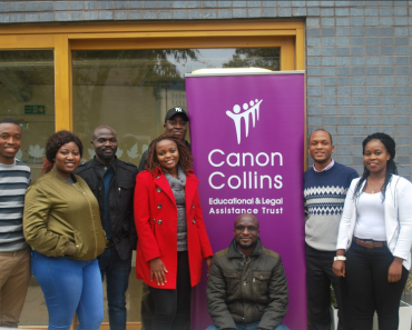 Canon Collins international awards for Economic Justice